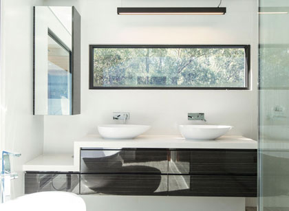 bathrooms 2   Master Class Cabinets