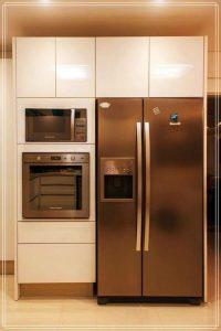 Fridge panels | Master Class Cabinets