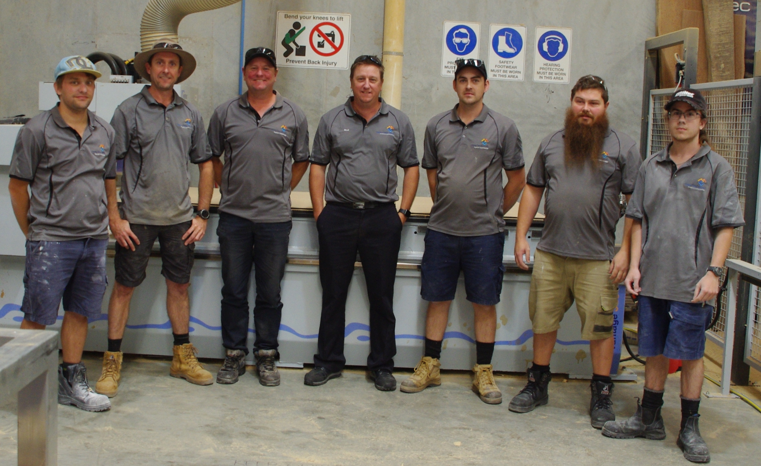 Master Class Cabinets Team Photo 1   Master Class Cabinets