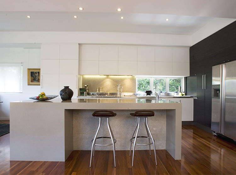 WaterFall | Master Class Cabinets