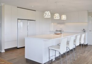 fridge postioning | Master Class Cabinets