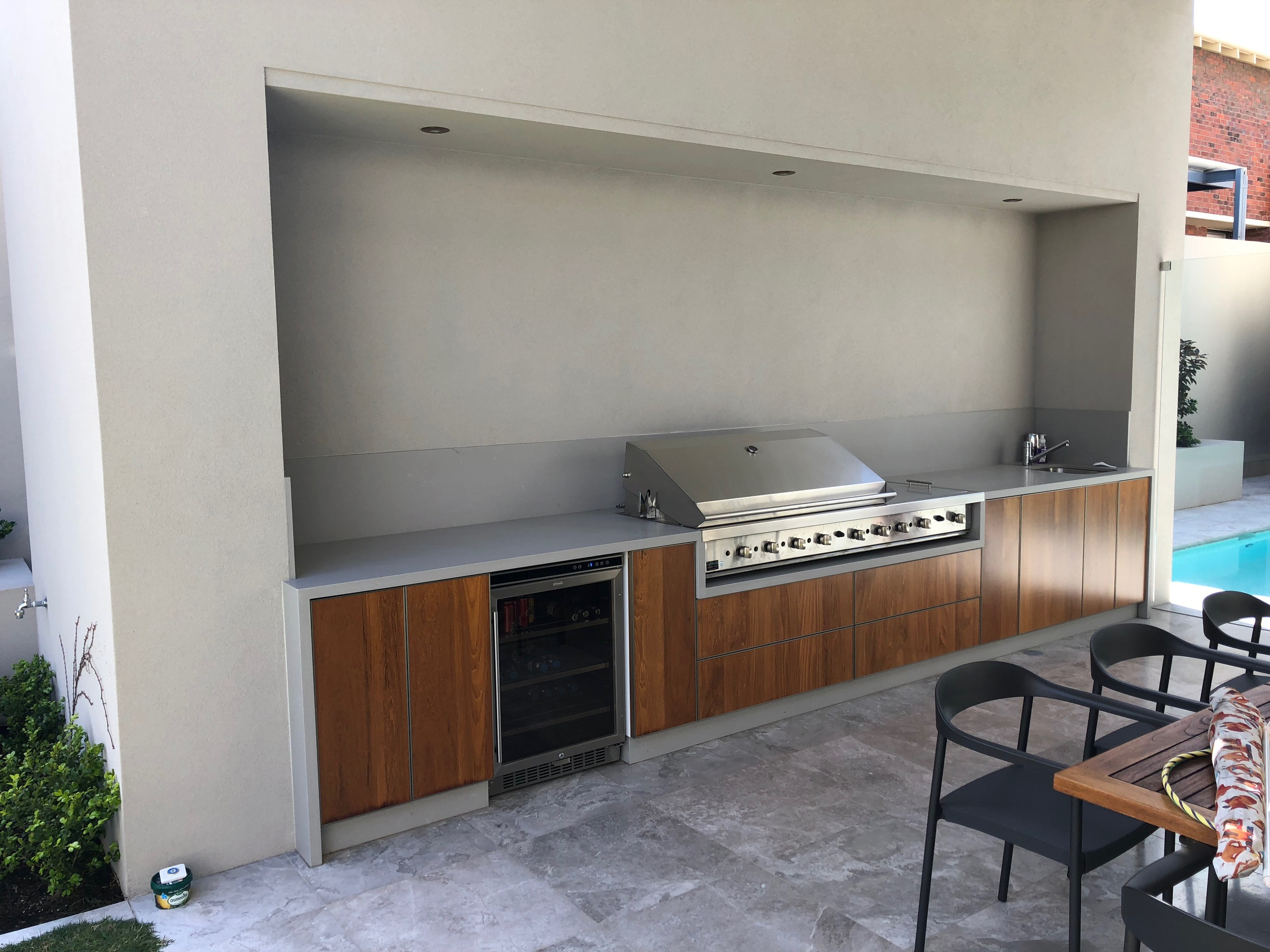 outdoor kitchens perth | Master Class Cabinets